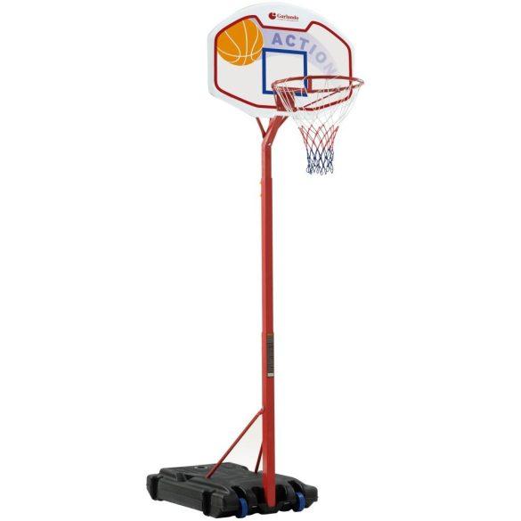 Garlando Detroit mobil Streetball állvány tölthető talppal 210 - 260cm