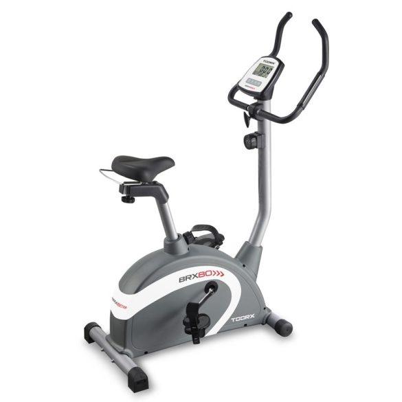 Toorx Finess BRX 80 HRC mágnesfékes szobakerékpár - pulzusmérő övvel is használható