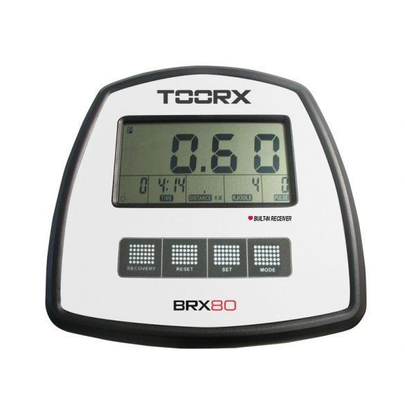 Toorx Finess BRX 80 HRC mágnesfékes szobakerékpár - pulzusmérő övvel
