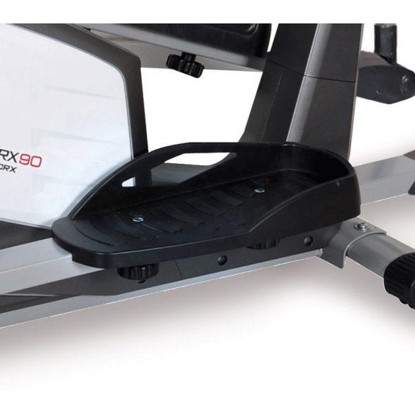 Toorx Fitness ERX-90 HRC Elektromotorosan állítható ellipszisjáró sífutógép