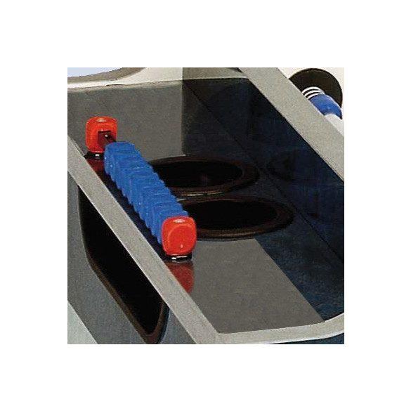 Garlando Olympic Outdoor kültéri üvegfedlapos érmevizsgálós csocsóasztal