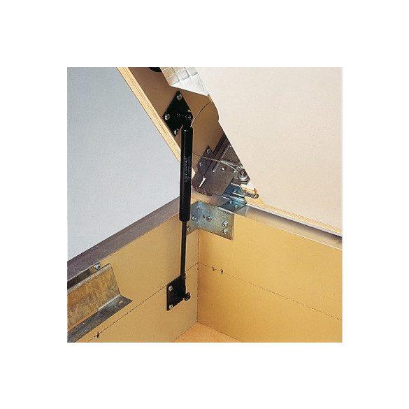 Garlando Coperto De Luxe érmevizsgálós asztalifoci asztal teleszkop rudazattal LED