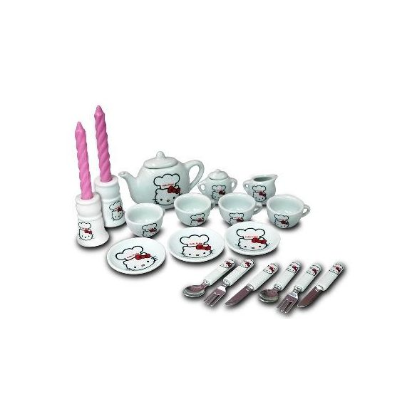 Hello Kitty Premium teás készlet