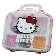 Hello Kitty gyöngyfűző készlet dobozban
