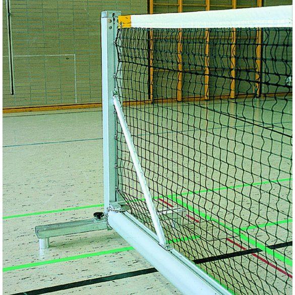 Tenisz hálótartó oszlopok gyerek méret