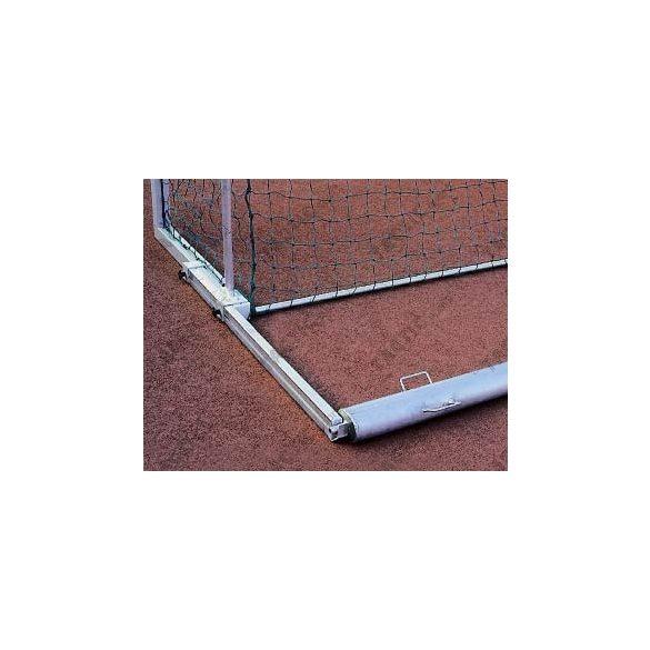 Biztonsági kézilabdakapu tartó szerkezet 2db 2 kapuhoz