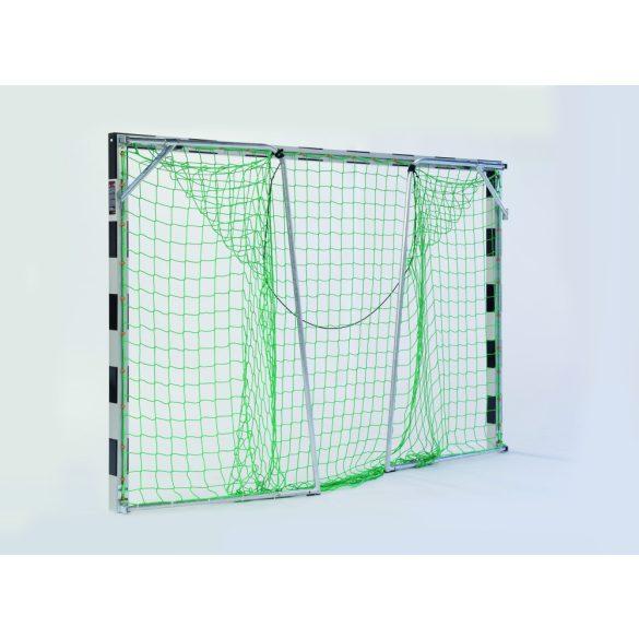 Kézilabda kapu kompakt,behajtható hálótartóval 1 pár