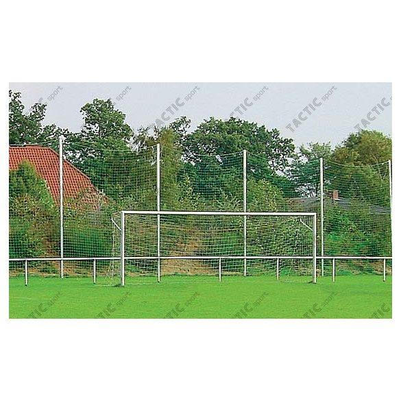 Labdafogó hálóhoz tartóoszlop 4m-es