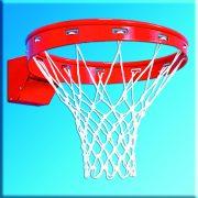 Kosárlabda gyűrű FIBA standard (zsákolásra fejlesztve)