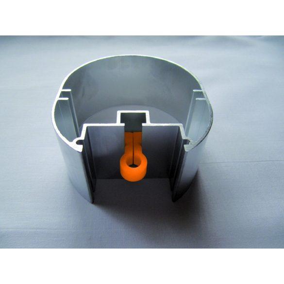 SSN biztonsági hálótartó műanyag clipp