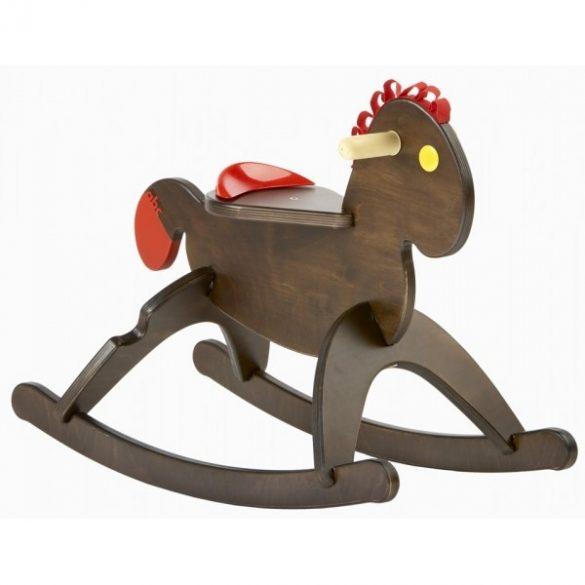 Cavallino hintaló, fa hintaló Chocolate széria