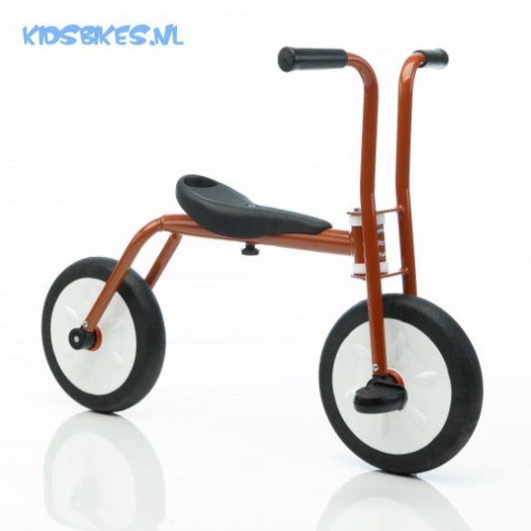 Mini bicikli pedálokkal közösségi használatra