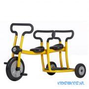 Pilot 300 Kétüléses tricikli, Active (ovális kormány)
