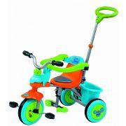 Italtrike Gioca Confort tricikli , szülőtolókaros modell 12-24 hónapos gyerekeknek