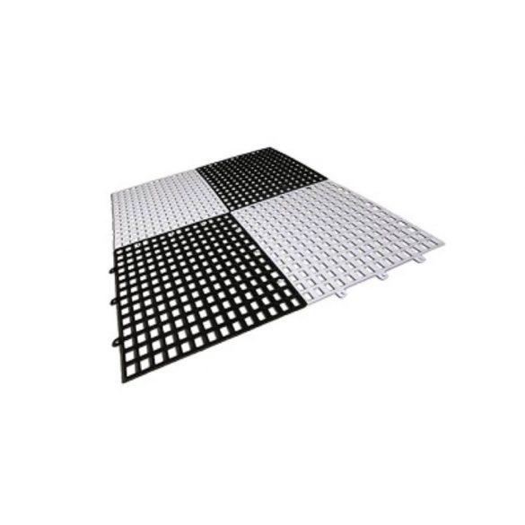 Capetan® 302x302cm UV álló műanyag sakk tábla (64db elemből áll)