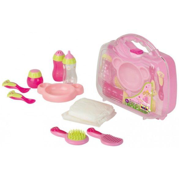 Baby Princess Coralie babagondozó - kellék táska 27 x 23