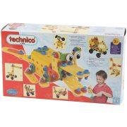 Technico Maxi 184 részes szett, csavarozható játék gyermekeknek 3 éves