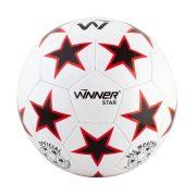 Star futball piros-fekete NO. 5.