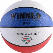 Tricolor 5 gumi edző kosárlabda