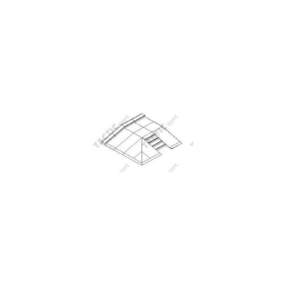 Fun Box IV 590x590x80/100 cm