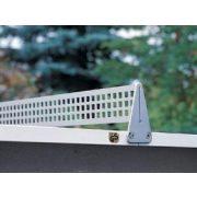 Alumínium vandálbiztos pingpong háló 8mm-es Maillith akrylbeton asztalokhoz