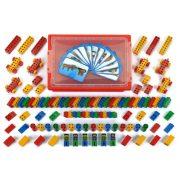 Magnetico mágneses építőjáték 104 elemmel, Klein Toys