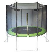 Capetan® Safe Fly extra stabil lábú premium biztonsági trambulin védőhálóval