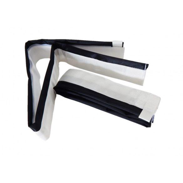 Antenna tok pár erősített kivitel fehér/fekete, MRSZ ajánlásával, verseny szabvány