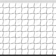 Logózott Olasz verseny röplabda háló