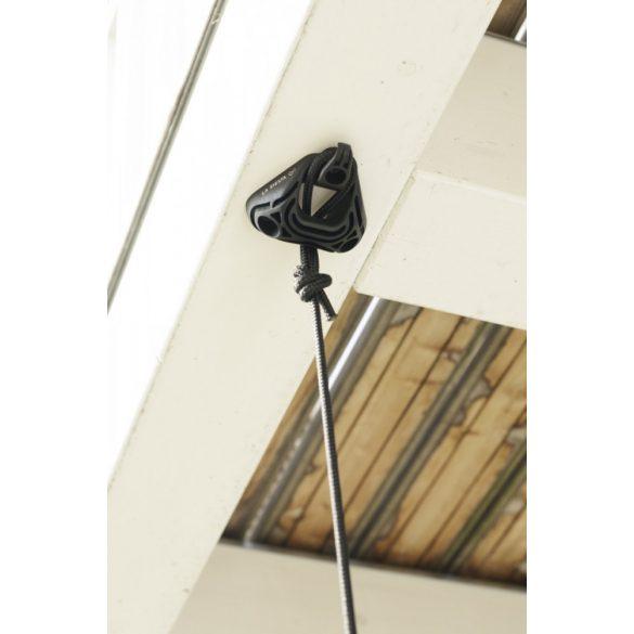 Függőszék rögzítő lakásba                                                                           Ceiling Suspension for Hammock Chairs and Hanging Nests