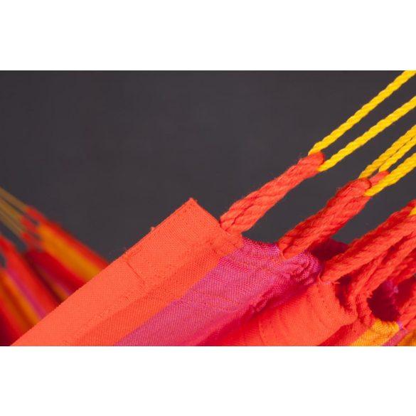 La Siesta Sonrisa eredeti columbiai függőágy pamut pomelo szín