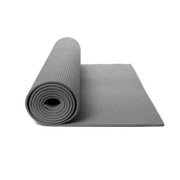 Capetan® 173x61x0,4cm joga szőnyeg szürke színben - jógamatrac