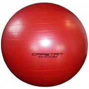 Capetan® 95cm átm. PIROS Anti Burst durranásmentes gimnasztikai labda