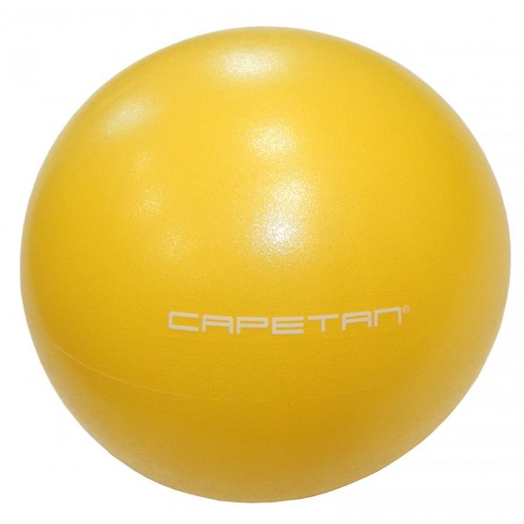 Capetan® Sárga Over Ball - Soft ball 25cm átm. puha