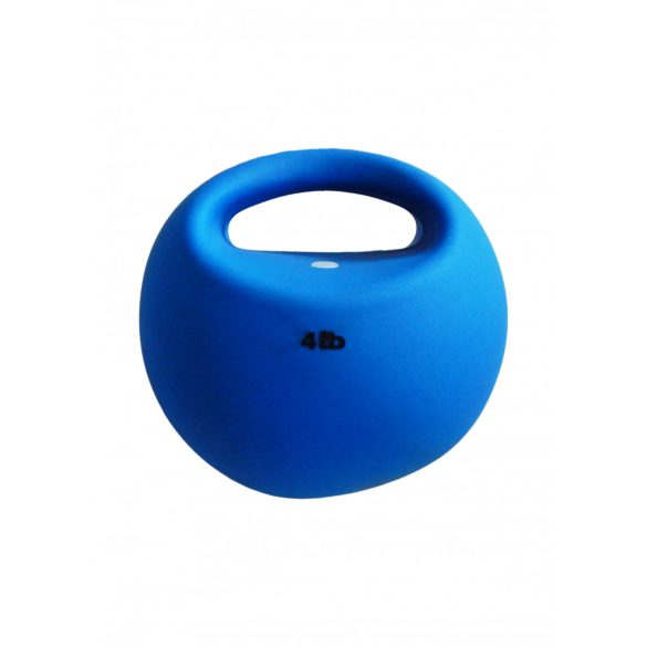 Súlyzólabda 2 kg one handle soft weight ball