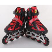 Ferrari® Junior Skate 30-33 méret között állítható csatos gyermek görkorcsolya