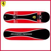 """Ferrari® X8 gördeszka 31"""" méretben Piros/fekete színben"""