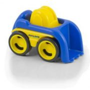 Minimobil játék teherautó óvodai csoportoknak