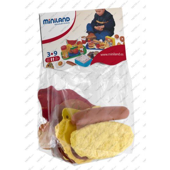 Felvágottak, sajtok 16 részes élelmiszer válogatás szerepjátékokhoz