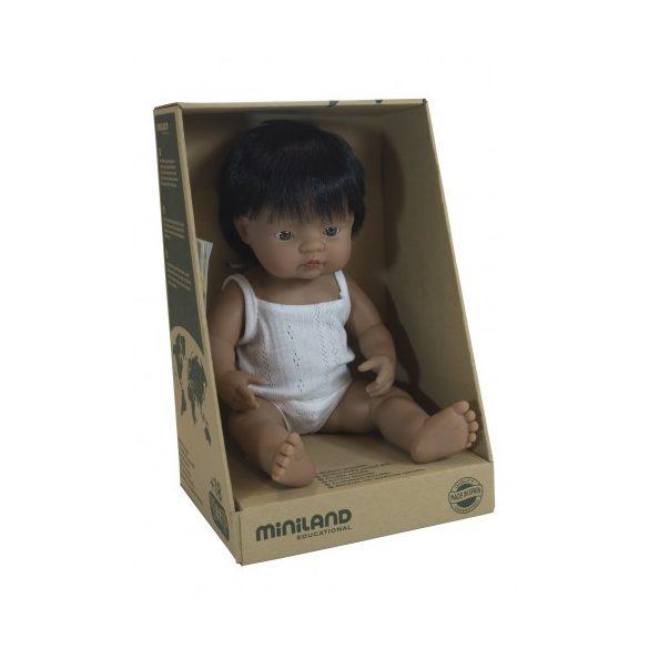 Latinamerikai karakter, fiú baba 38 cm