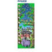 Puzzle, kis állatos (31 x 84 cm)