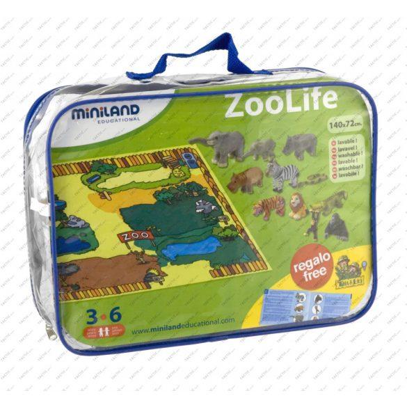 Állatkerti élet