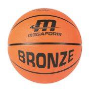 Megaform Bronz  kosárlabda No.7, intézményi igénybevételre is ajánlott