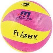 Flashy gumírozott felületű röplabda - Megaform tréning röplabda