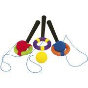 Kapd el a labdát Swing ügyességi játék szett 3 db-os