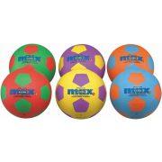 Spordas Max futball labda, street soccer No.5, szoft gumi focilabda
