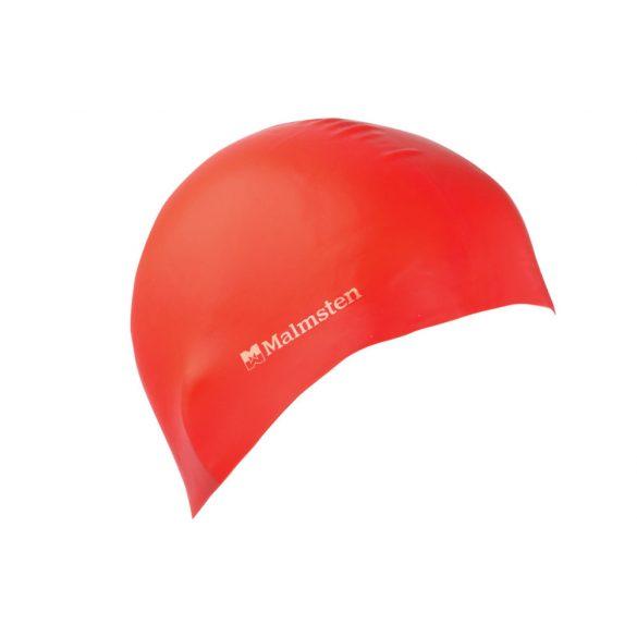 Malmsten Szilikon úszósapka piros