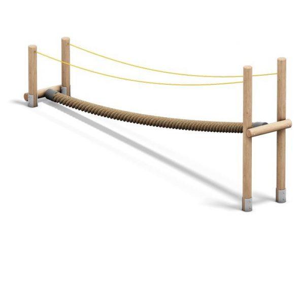 Kötél lépcső