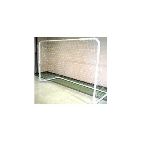 Fém hobby focikapu 240x160 cm, 3,8 cm fém stiftes csövekből