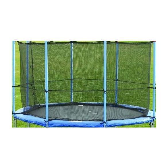 Védőháló 305 cm-es 6 oszlopos trambulinhoz (belső hálós kivitel oszlophoz